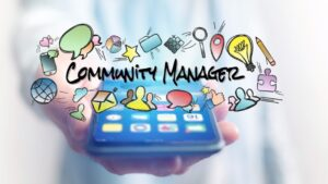 community manager 2021